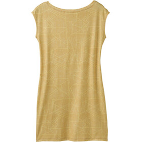 Prana Sanna Kleid Damen golden sky jiggy